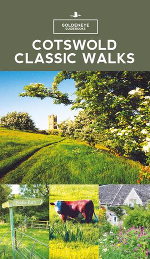 Cotswold classic walks guidebook