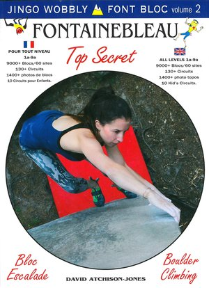 Fontainebleau font bloc top secret E/F