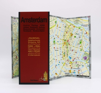 Red Maps - Amsterdam