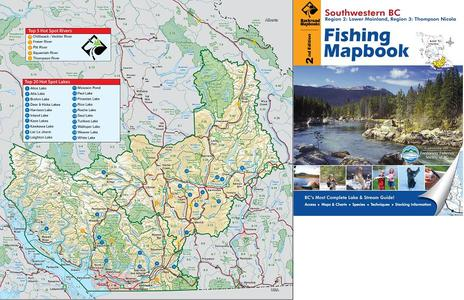 Southwestern Bc Fishing Mapbook