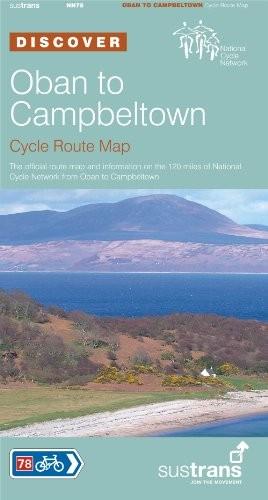 Ncn78 Oban To Campbeltown Sustrans