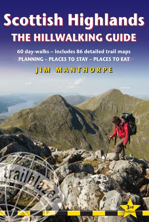 Scottish Highlands - The Hillwalking Guide
