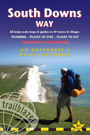 South Downs Way (trailblazer British Walking Guides)