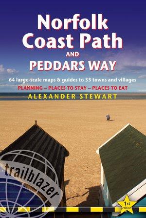 Norfolk Coast Path & Peddars Way: Trailblazer British Walking Guide