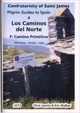 Caminos Del Norte 4f: Camino Primitivo