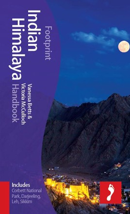 Indian Himalaya Footprint Handbook