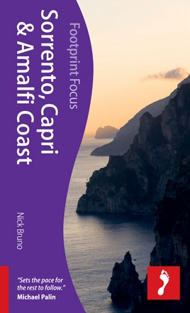Sorrento, Capri, & Amalfi Coast Footprint Focus Guide