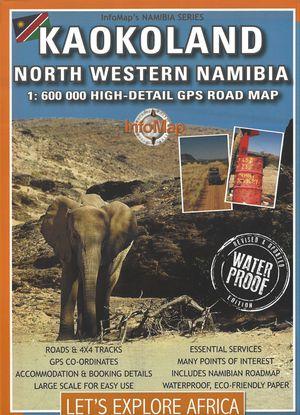 Kaokoland Noordwest Namibië