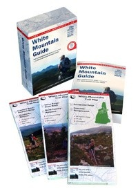 White Mountain Guide: Amc Hiking Guide