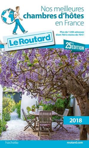 France 2018 nos meilleures chambres d'hôtes