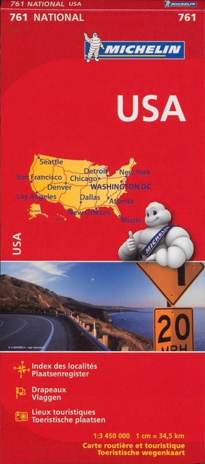 Usa 761 Michelin