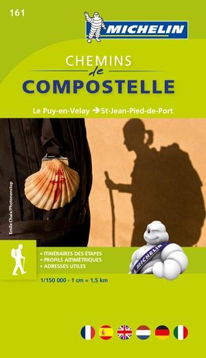 Chemins de Compostelle - Puy-en-Velay-St.Jean-Port