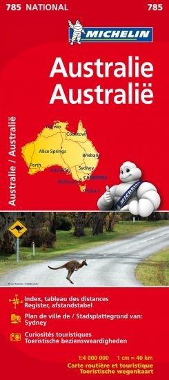 785 Michelin Australie