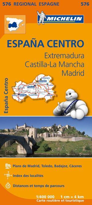 Extremadura, Castilla 576 Regional Span