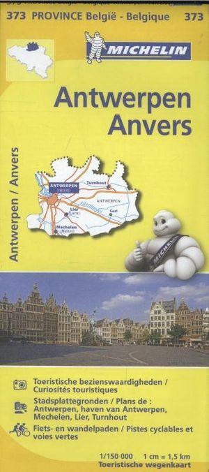373 Michelin Antwerpen 1:150d