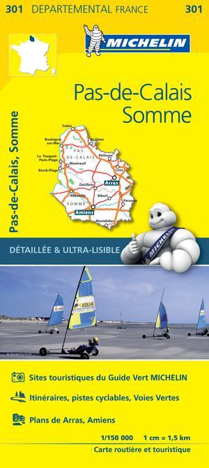 Pas De Calais 301 Michelin Local France