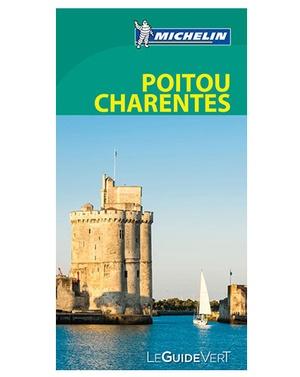 Poitou-charentes Michelin Le Guide Vert