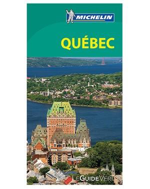 Quebec Provincie Guide Vert Michelin