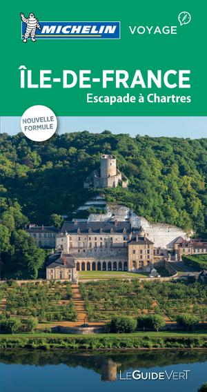 Ile-de-france Escapades A Chartres Le Guide Vert Michelin