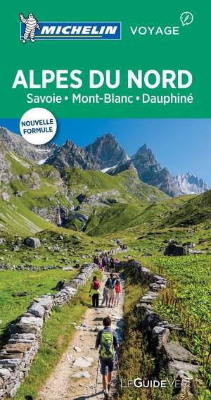 Alpes Du Nord Savoie Dauphine Le Guide Vert Michelin