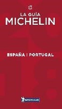 Michelin Rouge Spanje Portugal 2018
