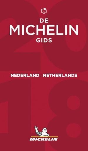 Michelin Rouge Nederland 2018
