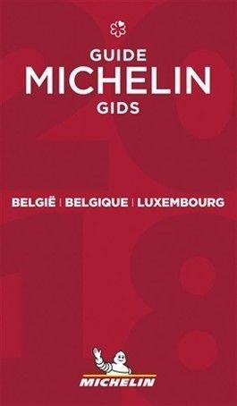 Michelingids Belgie & Luxembourg 2018