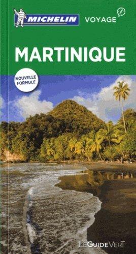 Michelin Martinique Guide Vert