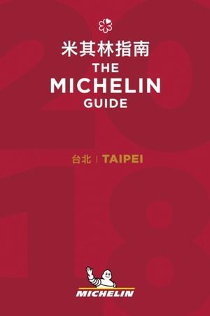Taipei 2018 - The Michelin Guide