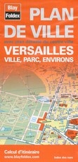 Blay Foldex - Versailles Stadsplattegrond - 1:12.000