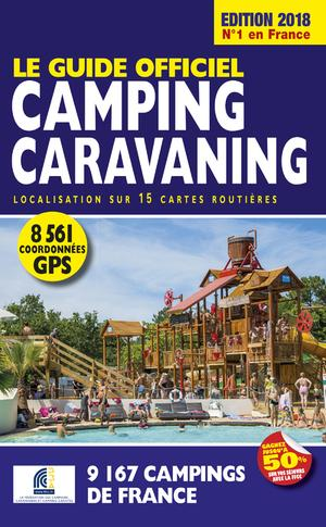 Camping caravaning 2018 Frankrijk