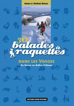 Vosges 30 bal. à raquettes dans les Vosges