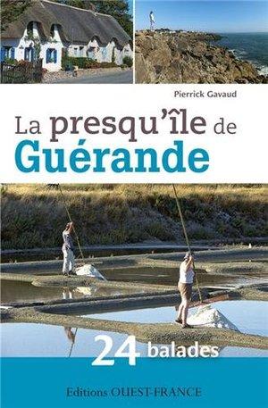 Guérande - La presqu'île 24 balades