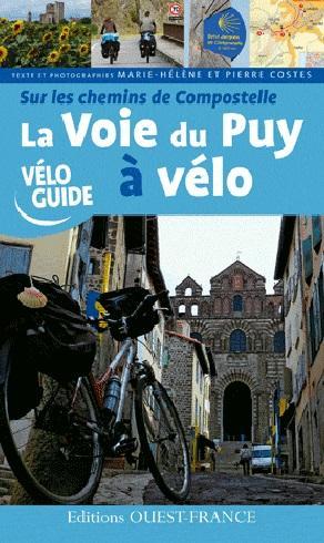 Voie du Puy à vélo chemin de Compostelle