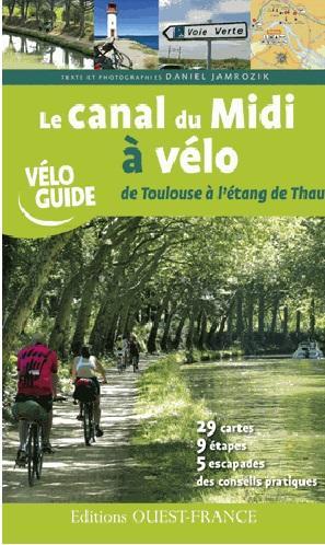 Canal du Midi à vélo ouest-france