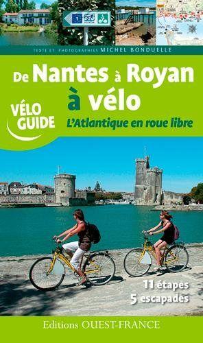 Nantes à Royan à vélo