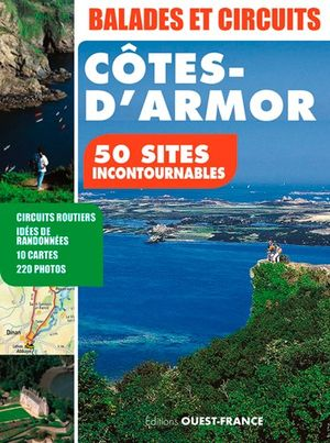 Côtes-d'Armor - 50 sites incontournables