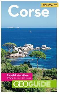 Corse/Corsica Geoguide reisgids