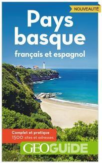 Pays Basque français & espagnol / Baskenland Geoguide reisgids
