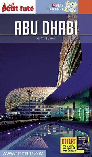 Abu Dhabi 16 +stadsplan