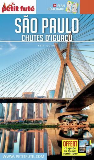 Sao Paulo /  Chutes d'Iguacy +stadsplan