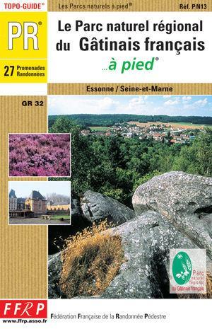 Parc Regional Du Gatinais Francais A Pied