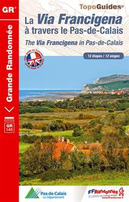 Via Francigena In Pas-de-calais Gr145 12 Stages E/f