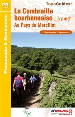 Combraille Bourbonnaise A Pied 13pr