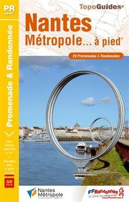 Nantes Metropole Et Ses Enviorons A Pied
