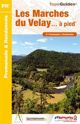 Marches du Velay à pied PR