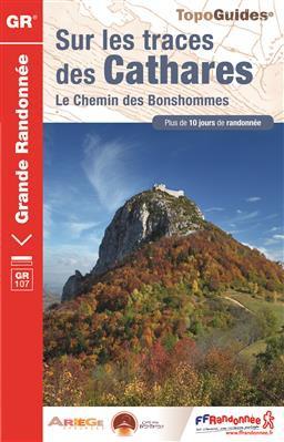Sur les traces des Cathares GR107 FR+ES +10j.rand.