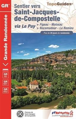 Sentier St-Jacques - Figeac-Moissac GR65/651/652+20j.rand.
