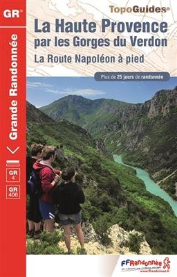 Haute Provence par les Gorges du Verdon GR4+25j. rand.
