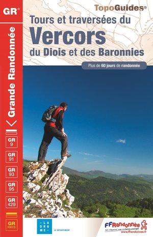 Traversées du Vercors du Diois & Baronnies GR9 +60j.de rand.